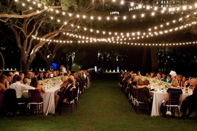 Wilmington temporary event lighting is this years must have wedding are you a wedding planner event planner the bride or the lucky employee put in charge of planning an event for your company or boss junglespirit Image collections