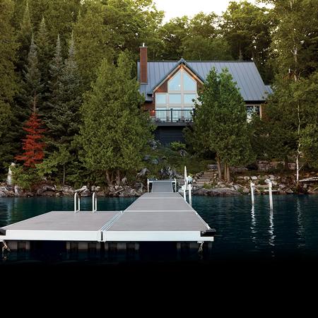 TimberTech MAX dock