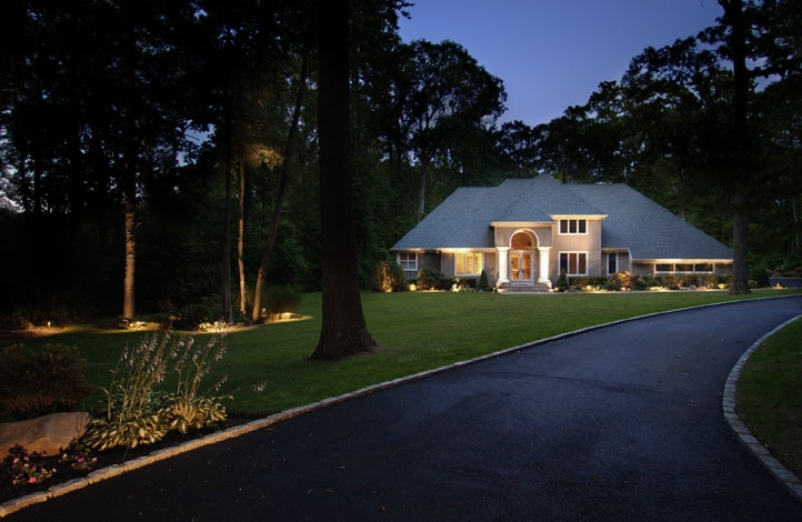 the difference in long island outdoor lighting is the design
