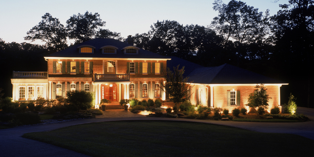 home exterior lighting Columbia SC
