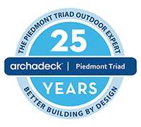 trusted porch and deck builder for 25 years