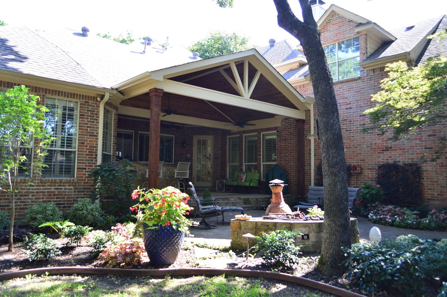 New-backyard-makeover-in-Southlake-TX