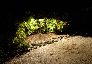 Outdoor Lighting Perspectives Of Naples Makes A Buzz On Houzz