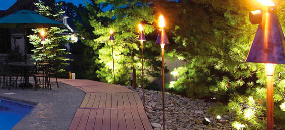 pathway lighting cranberry township
