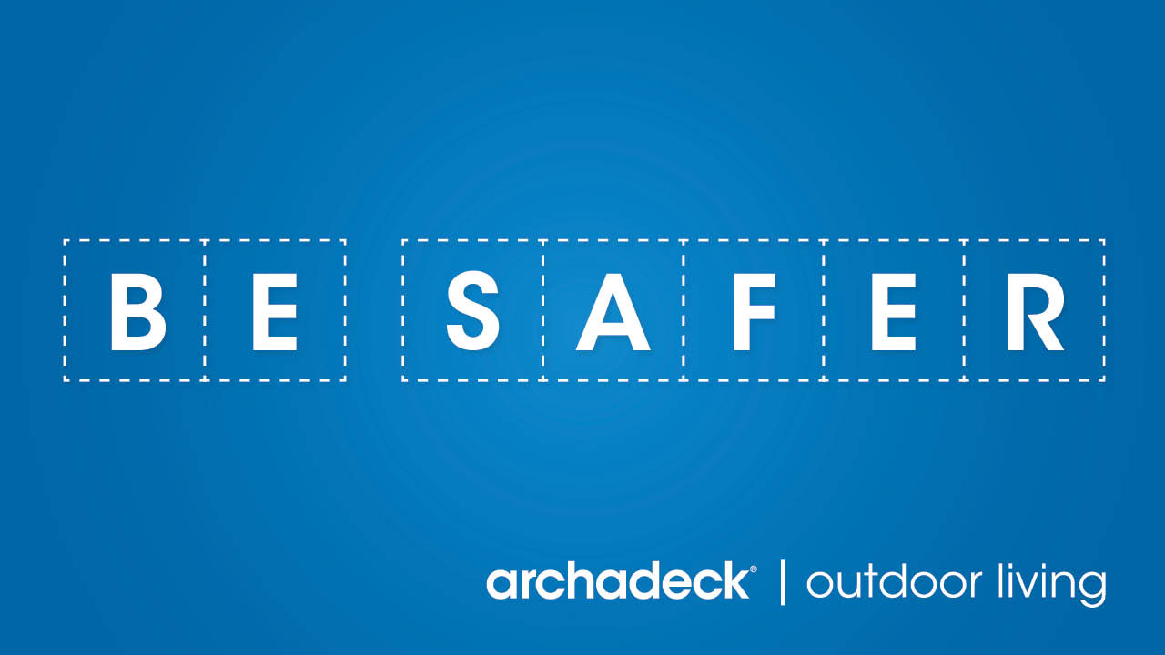 Deck Safety Tips From Archadeck Thumbnail