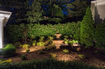cypress outdoor lighting design