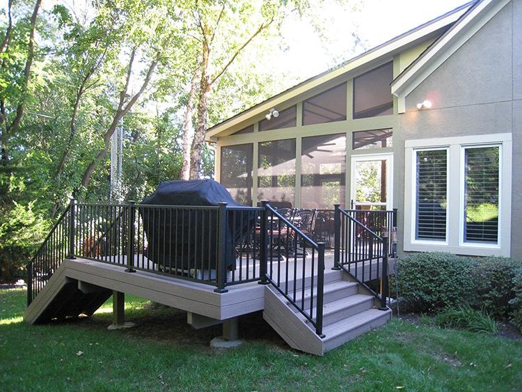 Overland Park deck