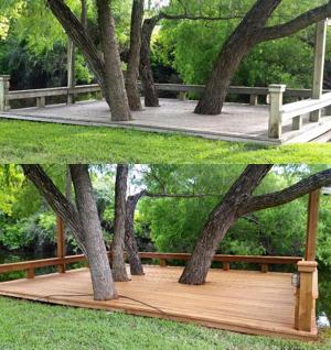 Park Structure Restoration