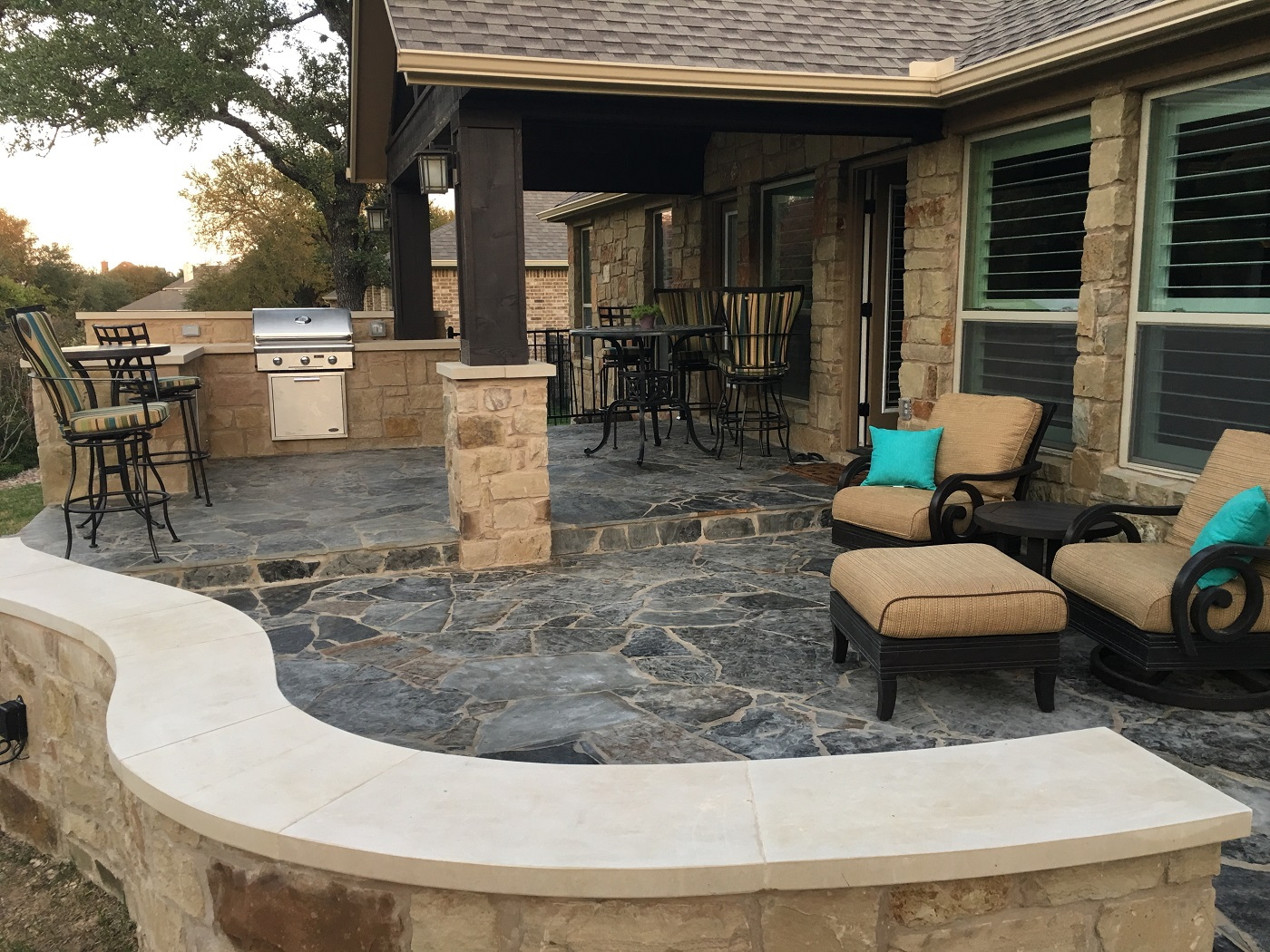 Stunning-covered-and-open-patio-addition-in-Georgetown-TX
