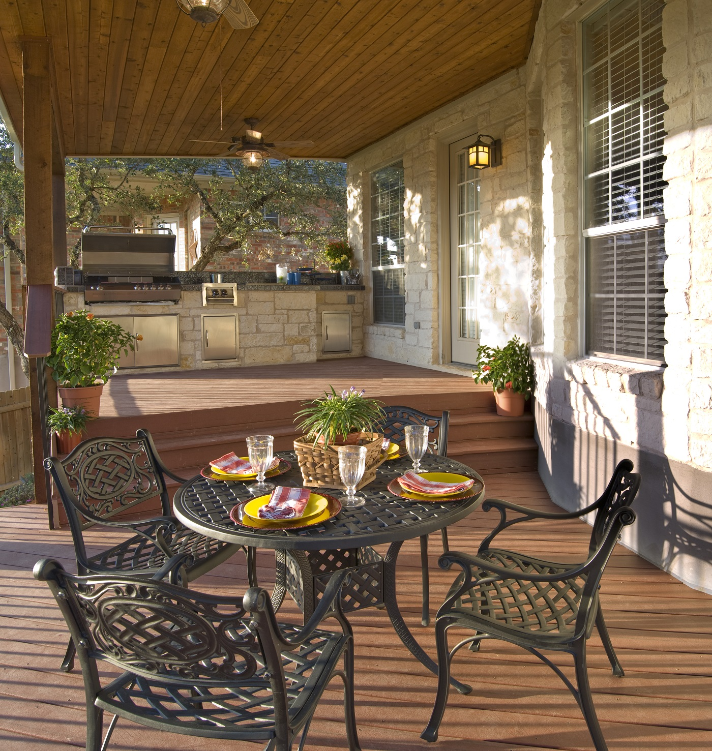forney tx patio and deck builders