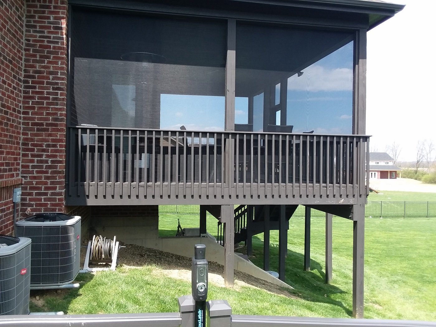 Covered-porch-to-screened-porch-conversions-using- SCREENEZE®