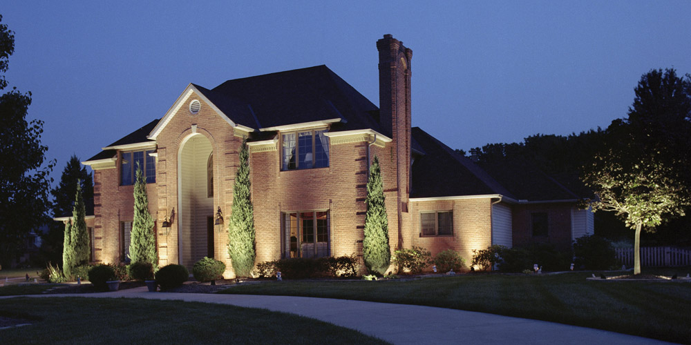 Irmo SC outdoor lighting