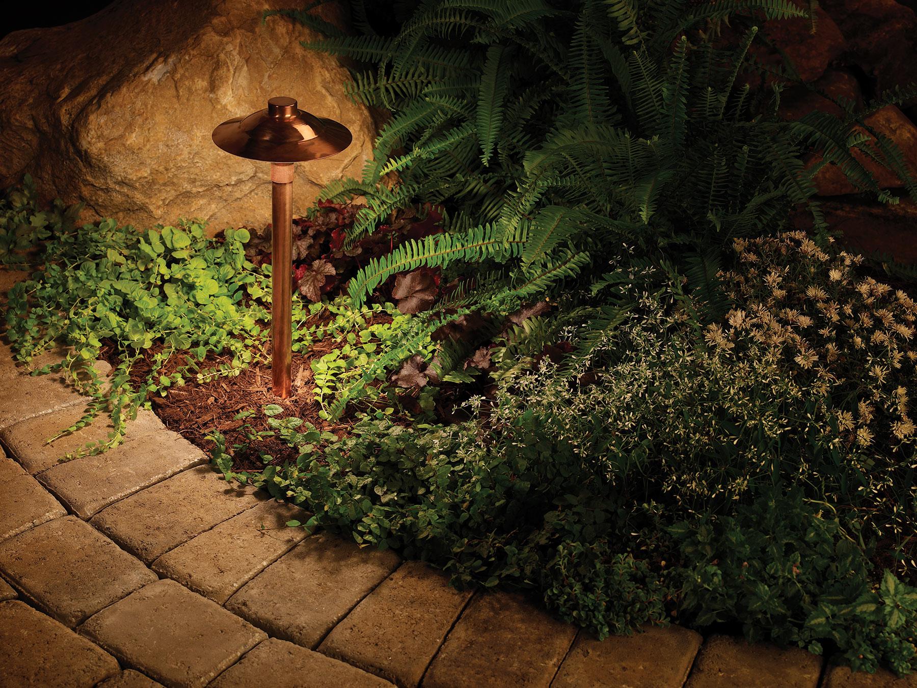 outdoor lighting fixture Houston Texas