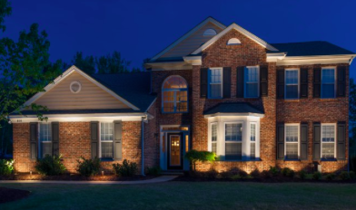 preparing your home for sale with custom architectural lighting