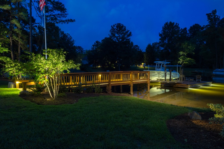 dock lighting design