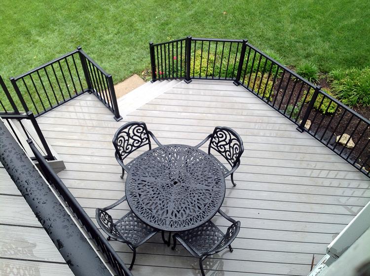 Olathe deck