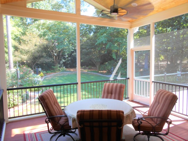 Apex Screened Porch
