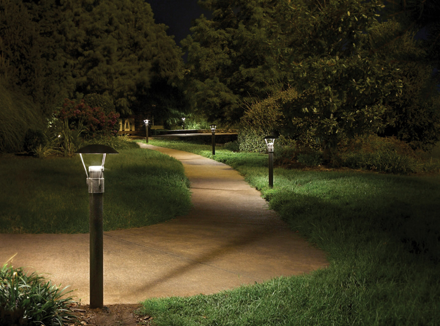 Seattle commercial outdoor lighting perfect for every brick security lighting aloadofball Gallery
