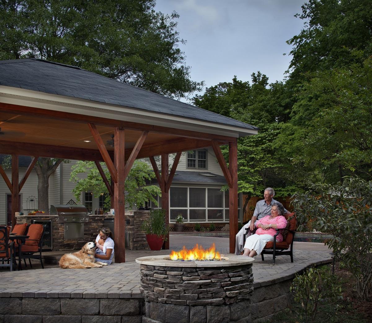 Build A Patio Or Porch Nasvhille Porch Builder
