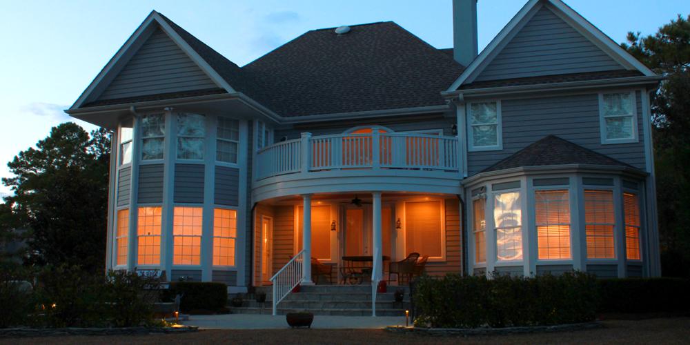 exterior lighting installer Folly Beach SC