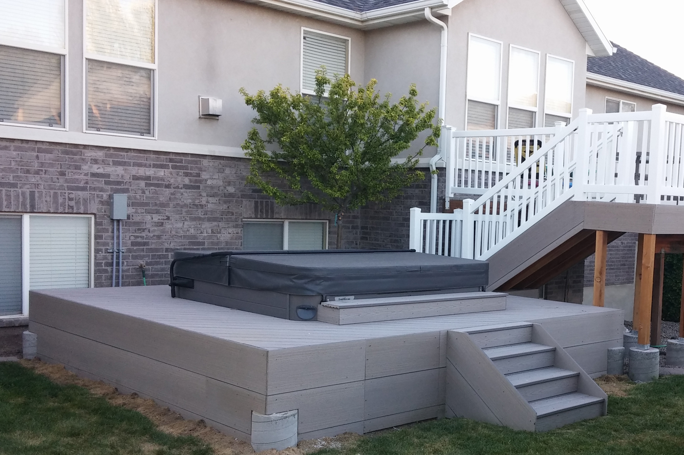 These Smashing Backyard Ideas Are Hot And Happening: Coming Soon: Backyard Paradise For These Kaysville UT