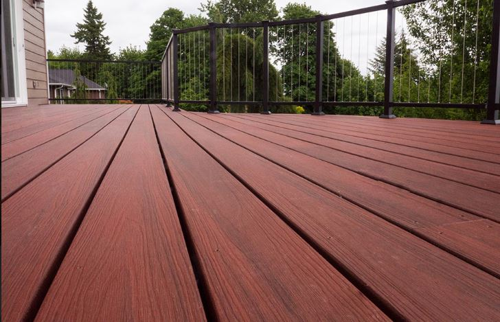 Fortress-decking
