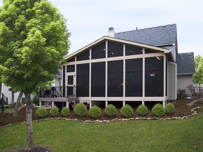screened porch Olathe