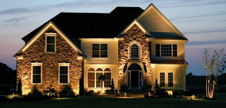 outdoor lighting installer Virginia Beach