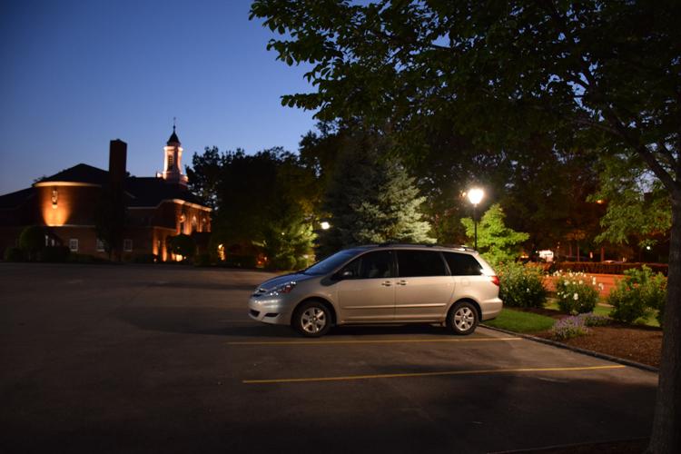 parking lot lighting northern ohio
