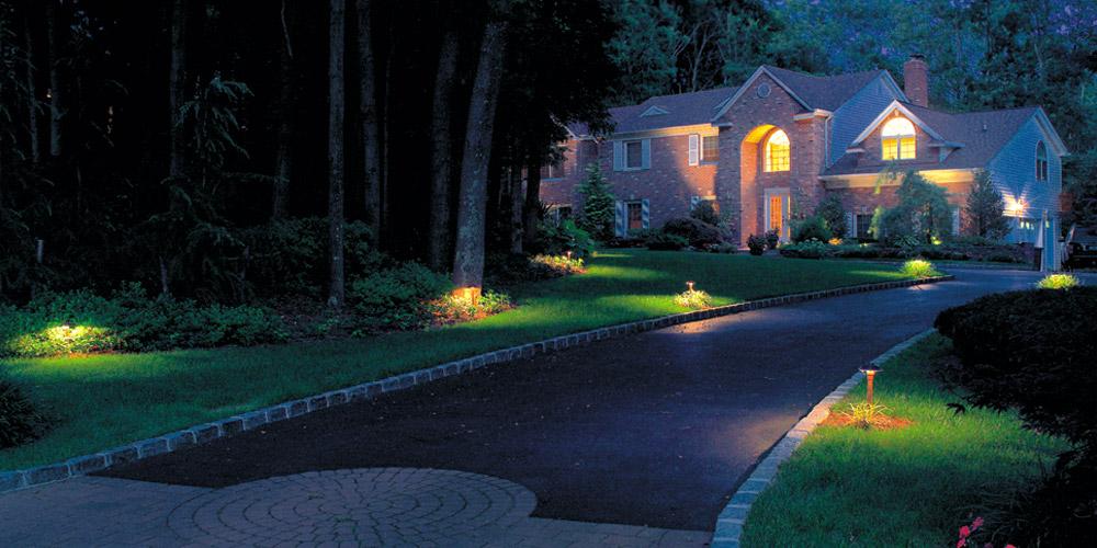 Outdoor Lighting in Raleigh, NC
