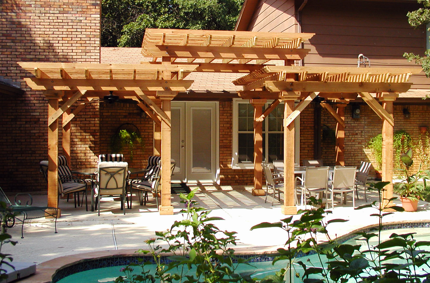 Pergola Builder Salt Lake Park City