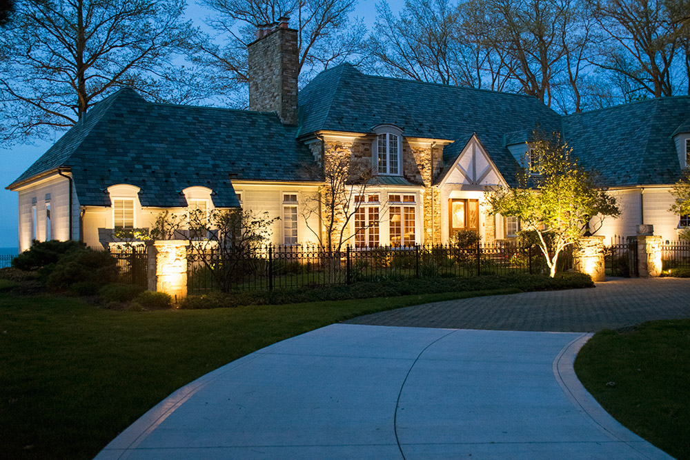 Outdoor Lighting In Ellicott City Md