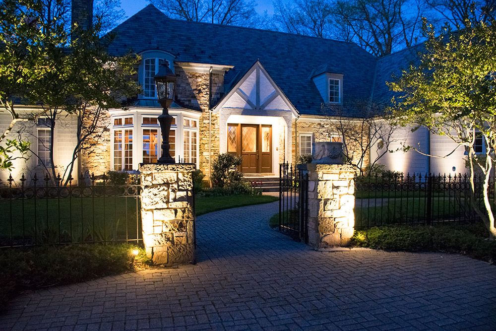 Bring style and character to your bel air maryland home with through our numerous years of designing and installing outdoor lighting in bel air md and surrounding areas has given us the ability to create the perfect aloadofball Choice Image