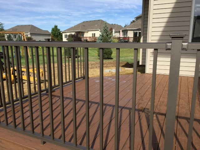 Phase One Done! Low Maintenance Deck in Fort Wayne
