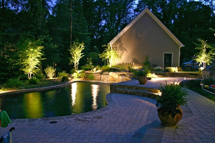Nashville outdoor lighting galleries ready to make your nashville property picture perfect through outdoor lighting give us a call for a free consultation at 615 373 0638 aloadofball Gallery