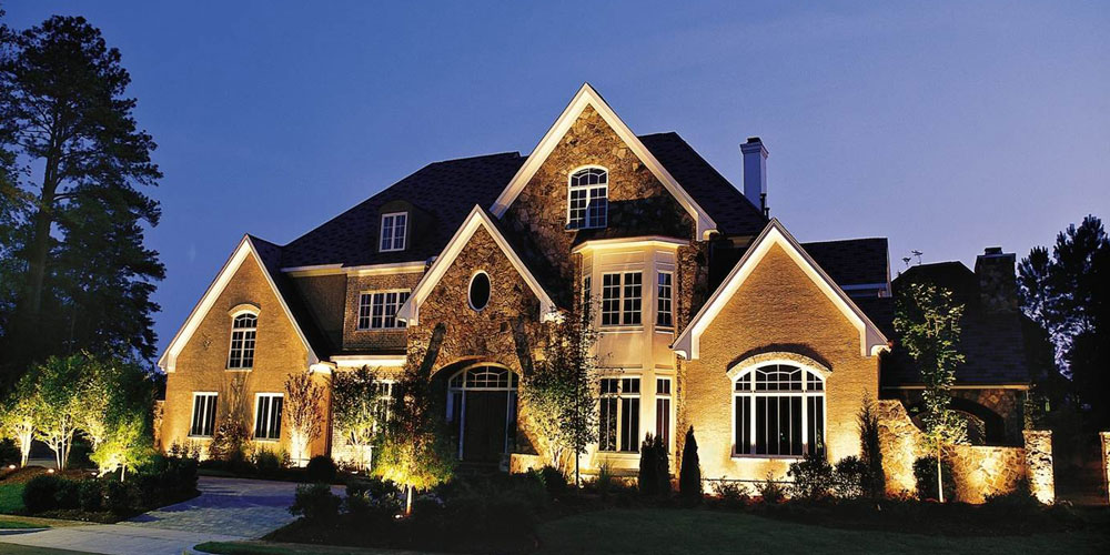 outdoor lighting installer near Seven Oaks SC