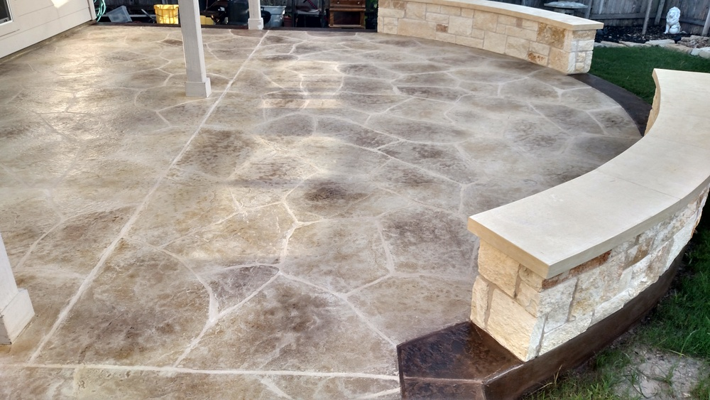 ... Of The Most Beautiful Stones We Use And As Long As It Is Properly  Sealed And Taken Care Of Can Prove To Provide Years Of Beauty And Outdoor  Enjoyment.