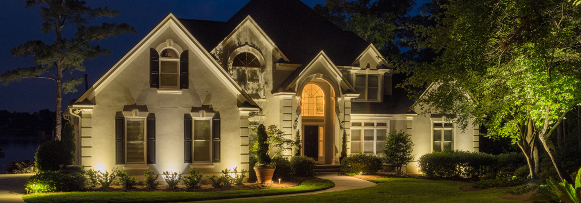 Be Sure To Read Our Blog For Even More Outdoor Lighting Ideas.