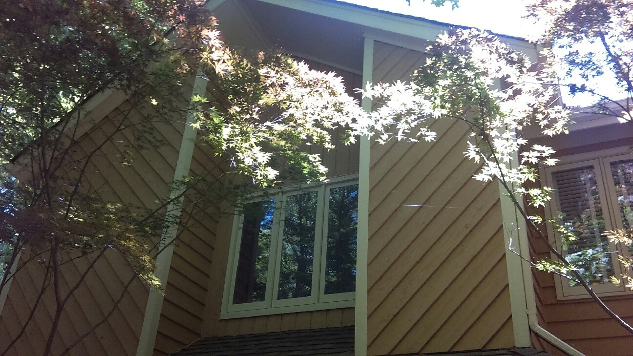 wood siding cleaning Charlotte NC