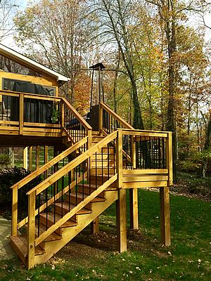 Greensboro deck builder