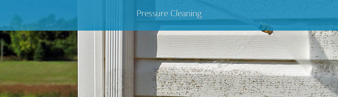pressure washing siding in Charlotte NC