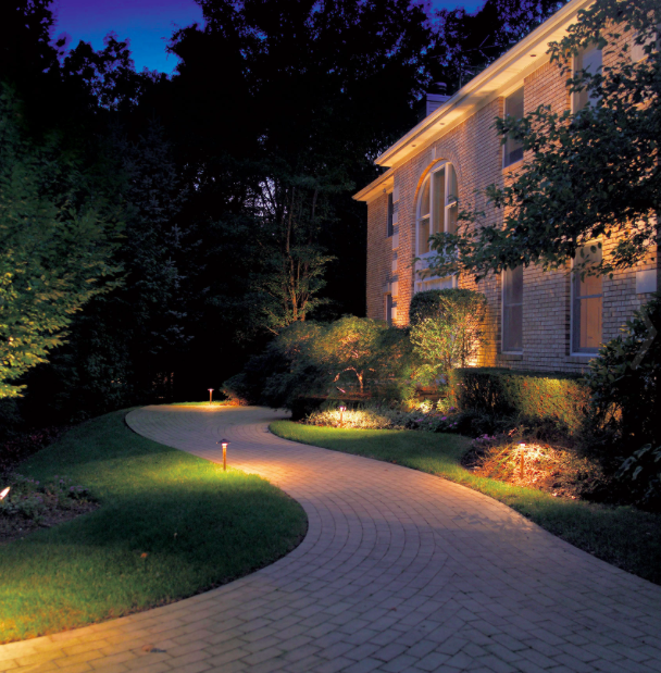 Path lighting richmond outdoor lighting perspectives