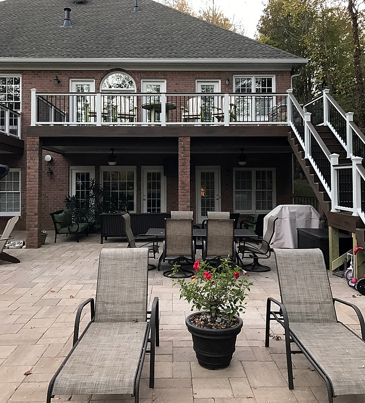 deck, covered patio, open patio