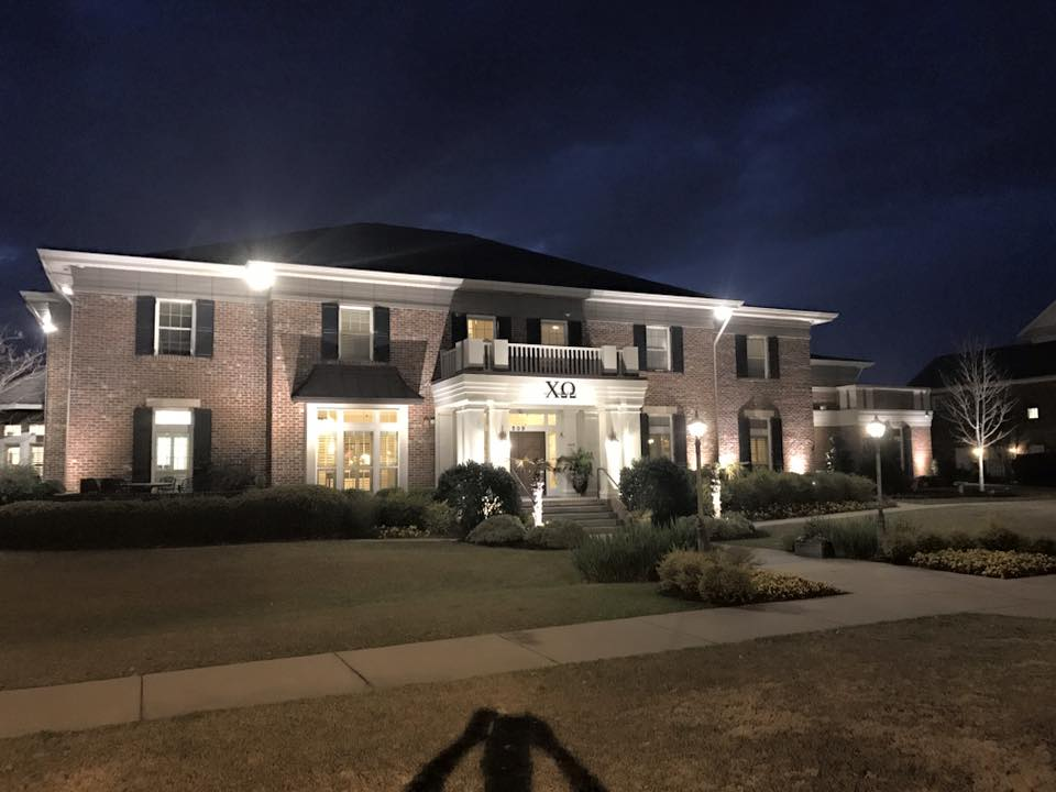 outdoor lighting installer near Columbia SC