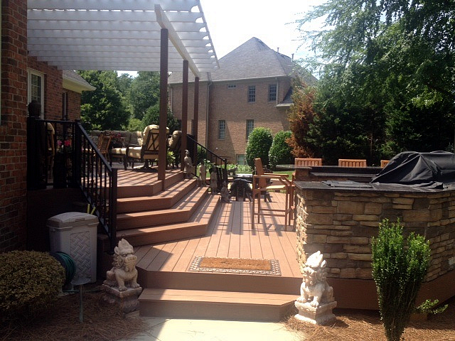 Winston Salem outdoor living