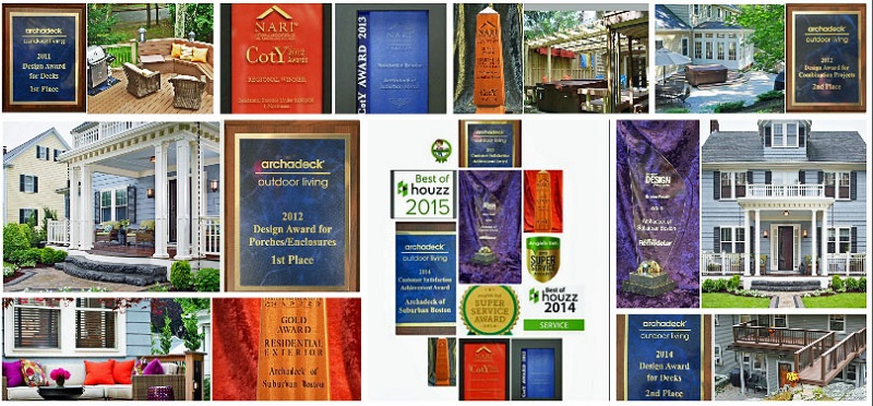 Collage For Awards Page