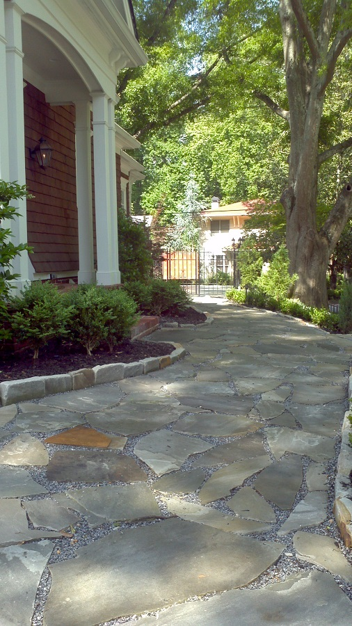 flagstone cleaning experts in Charlotte NC
