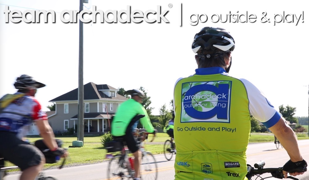 Team Archadeck - Launch at RAGBRAI 2018 Thumbnail
