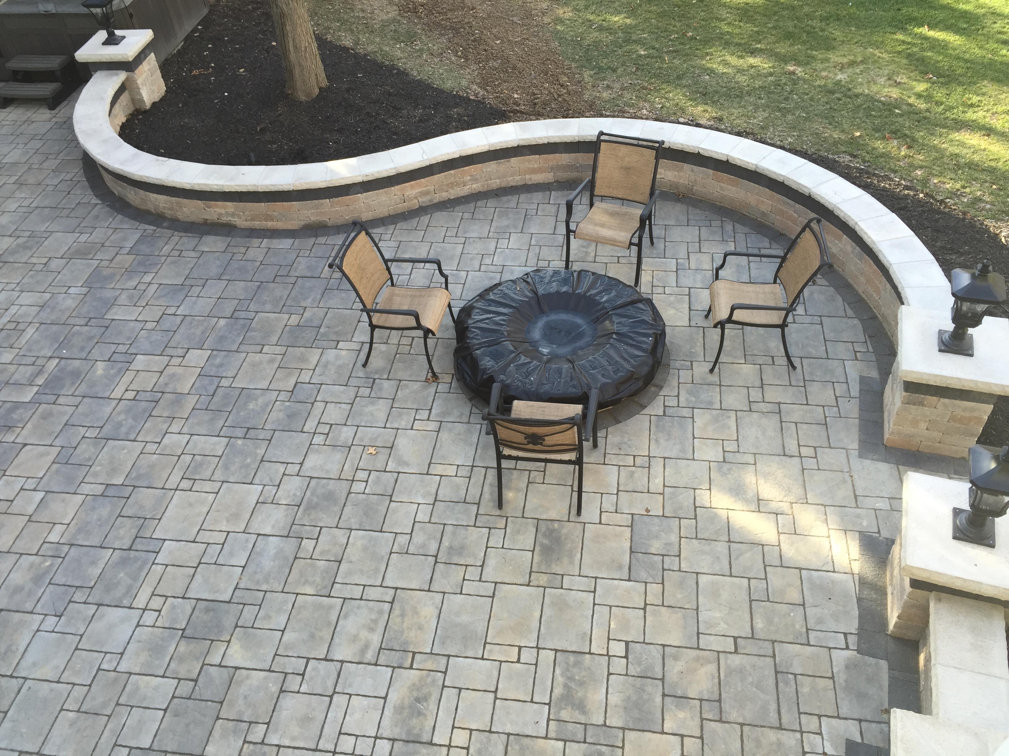Columbus Unilock Patio and Hardscapes Builder on Unilock Patio Ideas id=35877