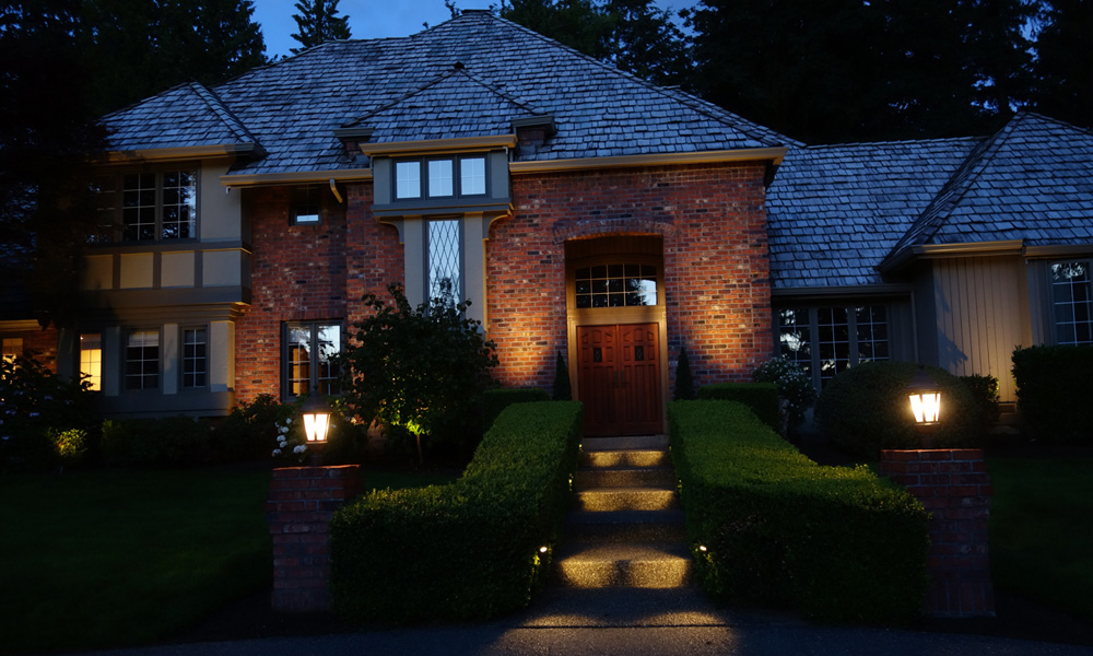 Seattle led outdoor lighting for holiday festivities outdoor what better way to accomplish this warm welcome than with led outdoor lighting for these long winter nights aloadofball Image collections
